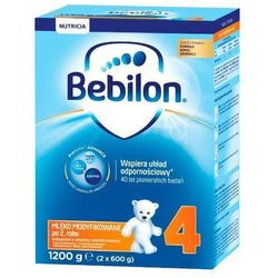 Bebilon 4 Junior Pronutra+ 1200g