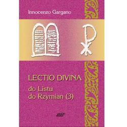 Lectio Divina 17 do Listu do Rzymian (3) (opr. miękka)