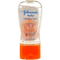 JOHNSON'S BABY 200ml Oliwka w żelu o aromacie świeżych kwiatów