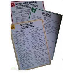 Instrukcja BHP przy obsłudze uniwersalnej szlifierki do ostrzenia narzędzi Art. B18