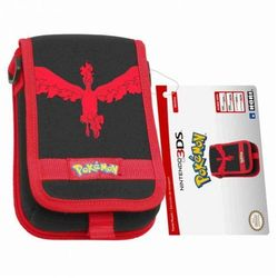 Etui na konsolę New Nintendo 3DS XL Pokemon Go Red