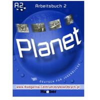 Książki do nauki języka, Planet 2 ćwiczenia (opr. miękka)
