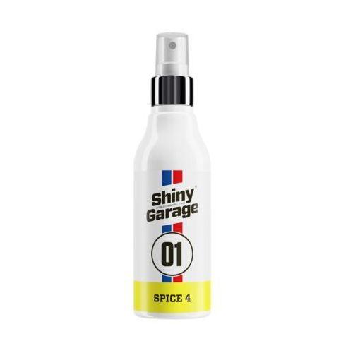 Pozostałe zapachy samochodowe, Shiny Garage Spice 4 150ml waniliowo jabłkowy zapach do samochodu
