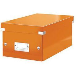 Pudło na CD Leitz Wow 6042-44 pomarańczowe