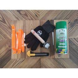 Zestaw akcesoriów do montażu mat butylowych i pianek