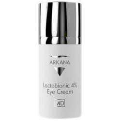 Arkana LACTOBIONIC 4% EYE CREAM Krem z kwasem laktobionowym 4% na okolice oczu (40015)