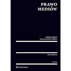 Prawo mediów - Wysyłka od 3,99 - porównuj ceny z wysyłką (opr. miękka)