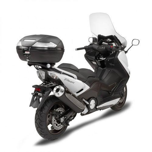 Stelaże motocyklowe, KAPPA STELAŻ KUFRA CENTRALNEGO YAMAHA T-MAX 500 (08-11), T-MAX 530 (12-15) ( Z PŁYTĄ MONOKEY )