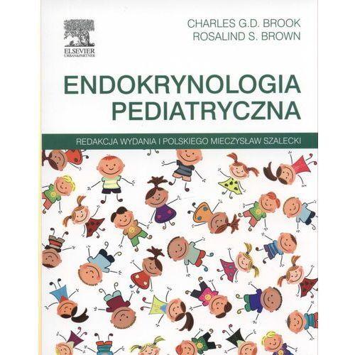 Książki medyczne, Endokrynologia w pediatrii (opr. miękka)