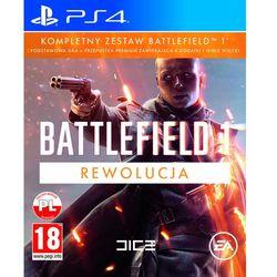 Battlefield 1 Rewolucja PL PS4