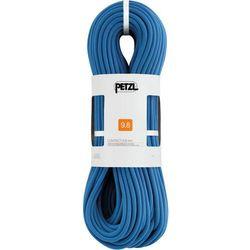 Petzl Contact Wall Rope 9,8mm x 40m, niebieski 2021 Liny pojedyncze