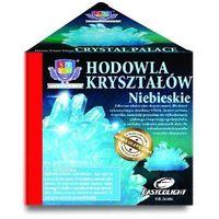 Pozostałe zabawki edukacyjne, Zestaw naukowy Hodowla Kryształów - Niebieskie - DARMOWA DOSTAWA OD 199 ZŁ!!!