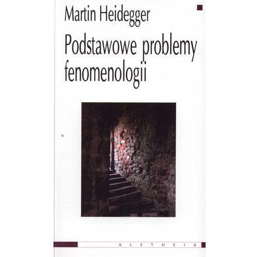 Filozofia, Podstawowe problemy fenomenologii (opr. miękka)