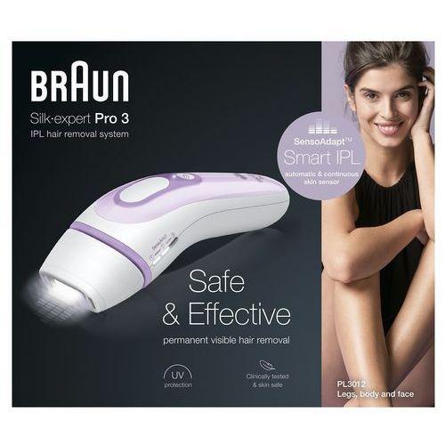 Depilatory, Braun PL 3012