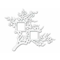 Dekoracja z pleksi na ścianę z miejscem na zdjęcie Drzewo