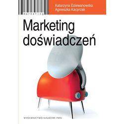 Marketing doświadczeń (opr. miękka)