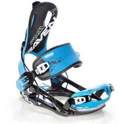 Wiązania snowboardowe Raven FT 270 (blue) 2020