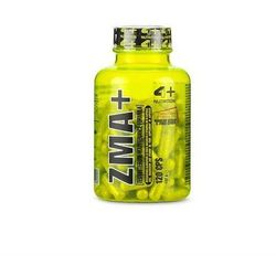 Witaminy 4+ NUTRITION ZMA+ 120 kaps