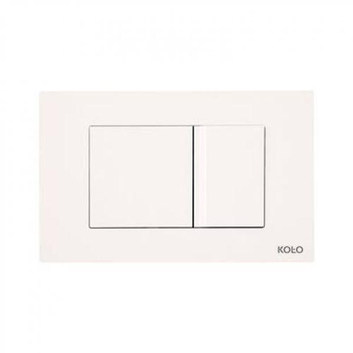 KOŁO Play Przycisk do stelaża biały 94152-001 (5906976030797)