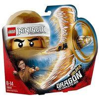 Klocki dla dzieci, 70644 ZŁOTY SMOCZY MISTRZ (Golden Dragon Master) KLOCKI LEGO NINJAGO wyprzedaż