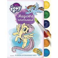 Kolorowanki, My Little Pony Magiczne kolorowanie- bezpłatny odbiór zamówień w Krakowie (płatność gotówką lub kartą).