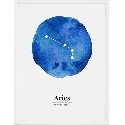 Plakaty, Plakat Aries 40 x 50 cm