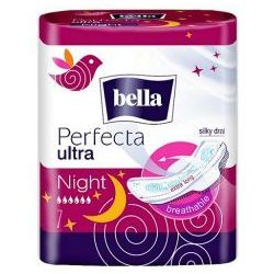 Podpaski Bella Perfecta Ultra Night Global 7 szt. wyprzedaż