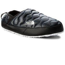 Kapcie THE NORTH FACE - Thermoball Traction Mule IV T933IEYXE Shiny Urban Navy/The White