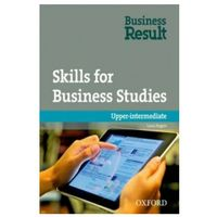 Książki do nauki języka, Business Result Upper-Inter. SB+Skills WB /DVD gratis/ (opr. miękka)