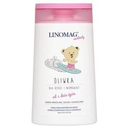 LINOMAG Oliwka dla dzieci i niemowląt 200ml