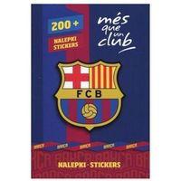 Naklejki, Zestaw nalepek 200+ FC Barcelona DERFORM