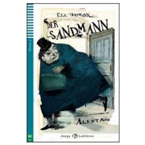 Książki do nauki języka, Junge ELI Lekturen - Der Sandmann + CD (opr. miękka)