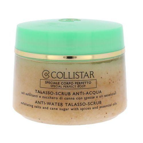 Peelingi do ciała, Collistar Special Perfect Body oczyszczający peeling do ciała z solą morską (Anti-Water Talasso-Scrub) 700 g