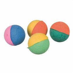 Piłka miękka z pianki 4cm