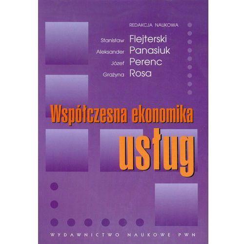 Biblioteka biznesu, Współczesna ekonomika usług (opr. miękka)