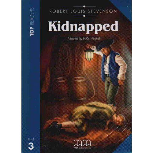 Książki do nauki języka, Kidnapped /tylko z CD/ (opr. miękka)