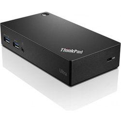 Stacja/replikator Lenovo ThinkPad USB 3.0 Ultra Dock EU - 40A80045IT Darmowy odbiór w 21 miastach!