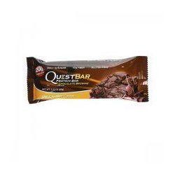Quest baton proteinowy Czekoladowe Brownie 20g białka 60g