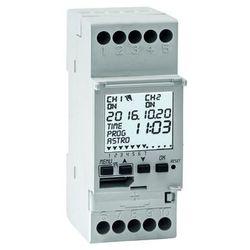 Wielofunkcyjny programator ASTRO -LUX-TIME – 2 kanały, 2 DIN 1IO-4291