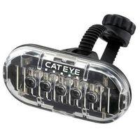 Oświetlenie rowerowe, 5342325 Lampka przednia Cateye TL-LD155-F OMNI 5