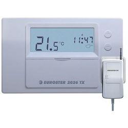 Programowany, bezprzewodowy, regulator temperatury Euroster 2026TXRX