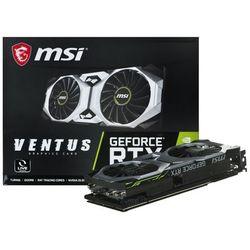 Karta graficzna MSI GeForce RTX 2080 GeForce RTX 2080 SUPER VENTUS O 8GB GDDR6 15500 MHz 256-bit- natychmiastowa wysyłka, ponad 4000 punktów odbioru!