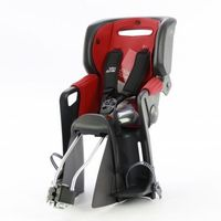 Foteliki rowerowe, Fotelik rowerowy ROMER JOCKEY 3 COMFORT BRITAX- kolor czerwono-granatowy 2020