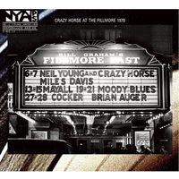 Pozostała muzyka rozrywkowa, LIVE AT THE FILLMORE EAST1970 - Neil&crazy Horse Young (Płyta CD)