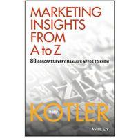 Biblioteka biznesu, Marketing Insights from A to Z (opr. twarda)