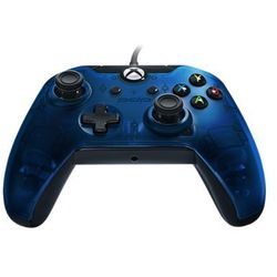 PDP Wired Controller for Xbox One - Blue - Gamepad - Microsoft Xbox One S
