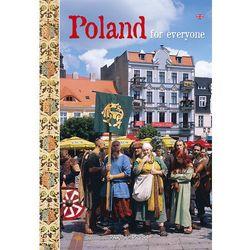 Polska dla każdego. Poland for everyone. Wersja angielskojęzyczna (opr. broszurowa)