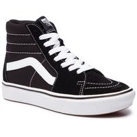 Pozostały skating, Sneakersy VANS - Comfycush Sk8-Hi VN0A3WMBVNE1 (Classic) Black/True Whit