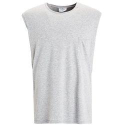 The White Briefs PLUTO Koszulka do spania grey melange