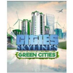 Cities Skylines Green Cities (PC)